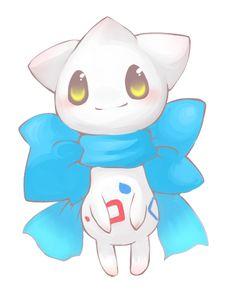 Prettiest Pokémon ever:)