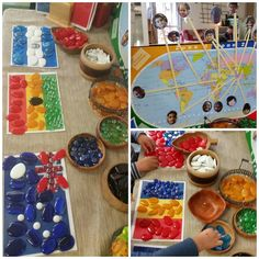 """@imagination.morethan.knowledge on Instagram: """"'Places we come from' as a follow up learning about the world, fostering self identity,…"""" Classroom Community, International Day, The Fosters, Imagination, Identity, Preschool, Knowledge, Learning, World"""
