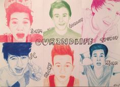 #HappyBirthdayO2L 2 years ago Connor started this channel out and they have grown so big in the past 2 years. I'm so proud of them and I seriously love them so much it's unexplainable ❤ Happy Birthday boys of Our2ndLife. We love you ❤