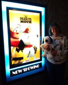 CollectPeanuts.com on Instagram - Movie premiere! It was superb! #peanutsmovie #snoopy #charliebrown #peanuts #thepeanutsmovie #collectpeanuts #movie #premiere