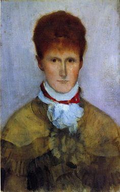 Lewis Jarvis (Ada Maud Vessy-Dawson Jarvis) by James Abbott McNeill Whistler James Abbott Mcneill Whistler, Lifelong Friends, Inspirational Artwork, Art For Art Sake, American Artists, Art Museum, Oil On Canvas, Painting, Tv Series