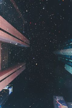 (by Sam Alive) Glitch Wallpaper, Markova, Night City, Digital Collage, Looking Up, Photography Poses, Surrealism, Airplane View, Serenity