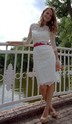 Hey, j'ai trouvé ce super article sur Etsy, chez https://www.etsy.com/fr/listing/168349956/equipee-style-bref-mariage-robe-avec