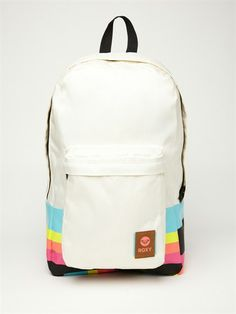 SNDMusing Backpack by Roxy - to keep all my beach essentials! #summerready #roxy #PINTOWIN