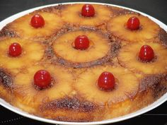 tarta piña forno