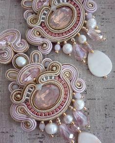 "Páči sa mi to: 199, komentáre: 2 – A.del® by Alessandra Del Vitto (@adelslaboratory) na Instagrame: "" #adelslaboratory #alessandradelvitto #soutache #earrings #soutacheearrings #orecchini #bijoux…"""