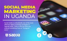 Social media is undoubtedly one of the most effective digital marketing strategies in Uganda today. After creating a social media account for a business, what is the next step? Coming up with a good social media strategy for your business involves a lot of planning and reviewing. Find out more. Digital Marketing Strategy, Marketing Strategies, Social Media Marketing, Trend News, Digital Trends, Uganda, How To Plan, Create, Business