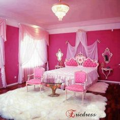 OMG this is my future daughter's room for sure.....