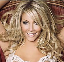 Heather Locklear has the perfect hair