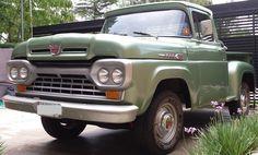#Ford F-100 1960 Loba. https://www.arcar.org/ford-f-100-1960-85545