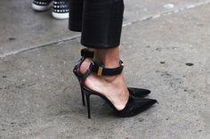 Stylish Starlets: Street Chic: Shoes