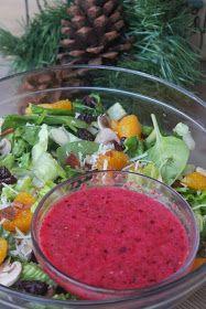 Deals to Meals: Cranberry Orange Spinach Salad