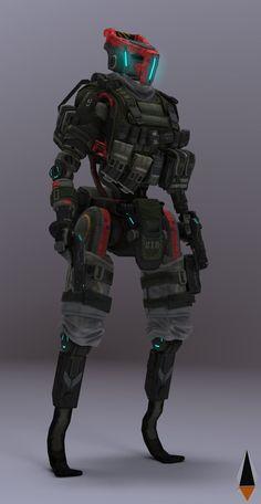 Robot Concept Art, Armor Concept, Weapon Concept Art, Female Armor, Female Pilot, Military Robot, Military Art, Cyberpunk Character, Cyberpunk Art