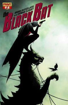 The Black Bat #2 (Issue)
