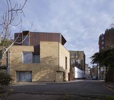 Levring House - Bloomsbury, London - Jamie Fobert Architects - 2015