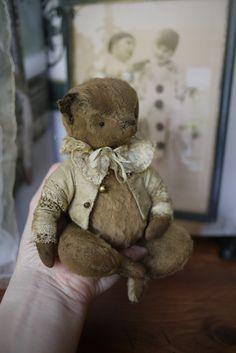 Vintage // Ours en Peluche // Teddy Bear -