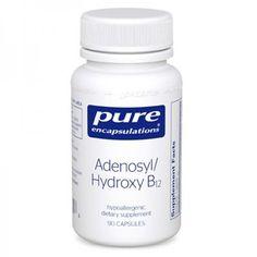 Adenosyl/Hydroxy B12 90's   Dietary Supplements