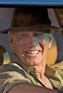 Paul Hogan - born October 1939 in Lightning Ridge, New South Wales, Australia Crocodile Dundee, Best Screenplay, Moving To Australia, Australian Actors, Rugby League, Golden Globe Award, Best Actor, Actors & Actresses, Film
