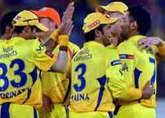चेन्नई सुपरकिंग्स के बल्लेबाजों ने बुधवार को सनराइजर्स हैदराबाद के गेंदबाजी आक्रमण की धज्जियां उड़ाते हुए 77 रनों से जीत दर्ज की....