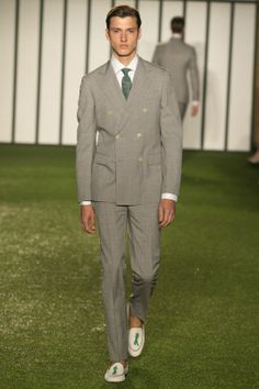 London Collections Men - Hackett Spring/Summer 2015 - LFW - http://olschis-world.de/