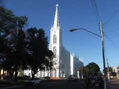 Sao Luiz Gonzaga, RS Brasil - my very 1st Area that I served on my Mission - que saudades!