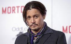 Johnny Depp Is New Face Of Christian Dior Parfums Johnny Depp #JohnnyDepp