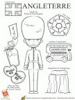 Coloring pages ...  Use them in notebooks and lapbooks as extras or add to layers..