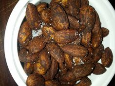 Me and Jorge: Belly Fat Cure Diet: Crockpot Cinnamon Chocolate Almonds