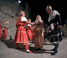 Moreska, The Sword-Dance of Korcula