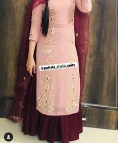 designer punjabi suits designer punjabi suitsYou can find Designer punjabi suits and more on our website Punjabi Suits Party Wear, Party Wear Indian Dresses, Designer Party Wear Dresses, Kurti Designs Party Wear, Dress Indian Style, Indian Fashion Dresses, Punjabi Salwar Suits, Punjabi Dress, New Punjabi Suit