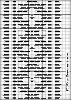 Chart for pattern darning Blackwork Embroidery, Cross Stitch Embroidery, Hand Embroidery Designs, Embroidery Patterns, Cross Stitch Designs, Cross Stitch Patterns, Cross Stitch Geometric, Plastic Canvas Stitches, Zeina