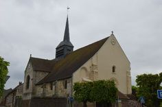 Eglise Saint-Martin te Canly (Oise 60)