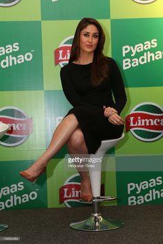 Bollywood actress Kareena Kapoor at the Limca's Meet and Greet with Kareena event on November 20 2012 in New Delhi India Bollywood Actress Hot Photos, Indian Actress Hot Pics, Bollywood Girls, Beautiful Bollywood Actress, Most Beautiful Indian Actress, Bollywood Celebrities, Bollywood Fashion, Indian Actresses, Beautiful Actresses
