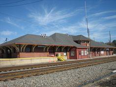 Gainesville, GA depot http://www.discoverlakelanier.com