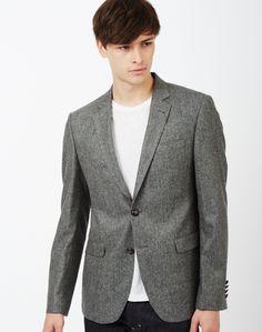 the-idle-man-tweed-blazer-in-slim-fit-grey