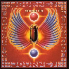 Journey - Greatest Hits (Full Album) - 1988