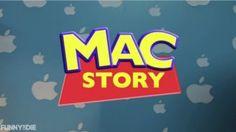 """Una parodia de """"Toy Story"""" protagonizada por productos de Apple"""