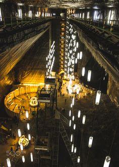 Turda Salt Mine - null