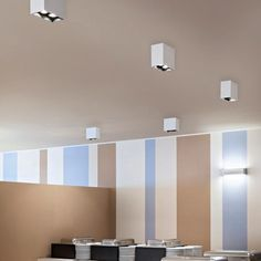Compass Box: Discover the Flos professional wall and ceiling lamp model Compass Box