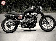 Harley-Davidson Cafe Sportster by Roland Sands Design
