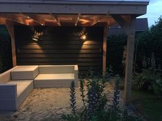 Led downlights Downlights, Garage Doors, Deck, Outdoor Decor, Home Decor, Decoration Home, Room Decor, Front Porches, Home Interior Design