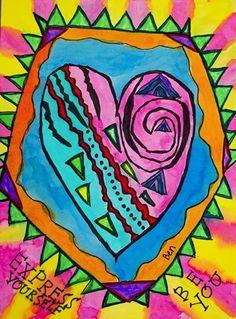 More Birch inspired art