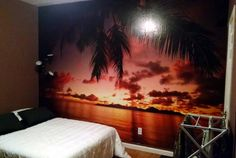 Wall Murals for Bedrooms | Bedroom Wallpaper Mural Ideas | Murals Your Way