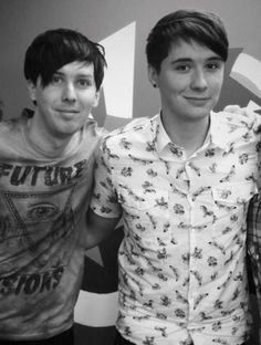 So I thought...if Dan's afraid of moths, why does he wear a moth shirt? Hmm...