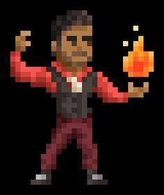Tiny Characters - Pixel Art Blog Minecraft Blog