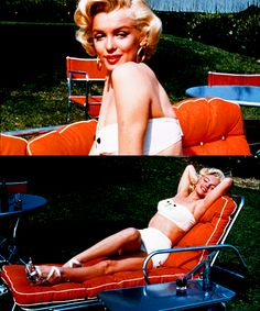 Marilynn Monroe :)