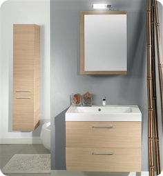 Nameeks  Modern Bathroom Vanity Set Iotti NN3 -  Floating vanity