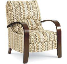 Julia Hi-Leg Recliner by Lane Furniture