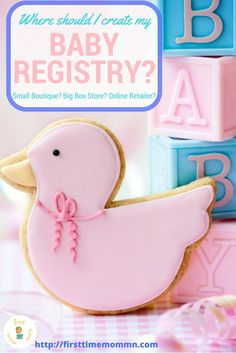 where should i create my baby registry what are my options