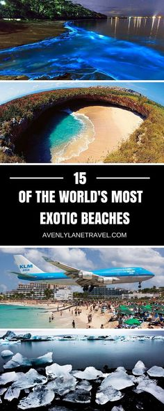 Of The Worlds Most Unique Awesome Beaches Fort Bragg - The 15 most unusual and beautiful beaches in the world